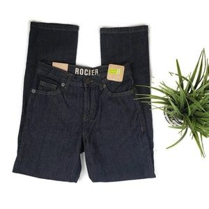 Rocker Denim Slim Straight
